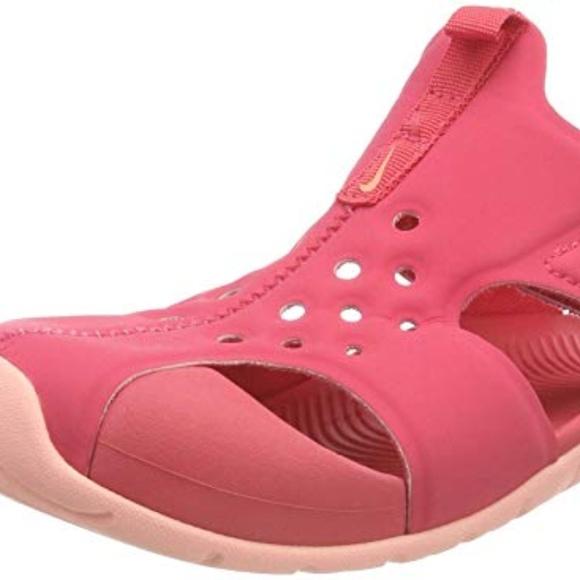 496b5645f8a5 NEW Nike Little Kid s Sunray Protect 2 Sandal Trop